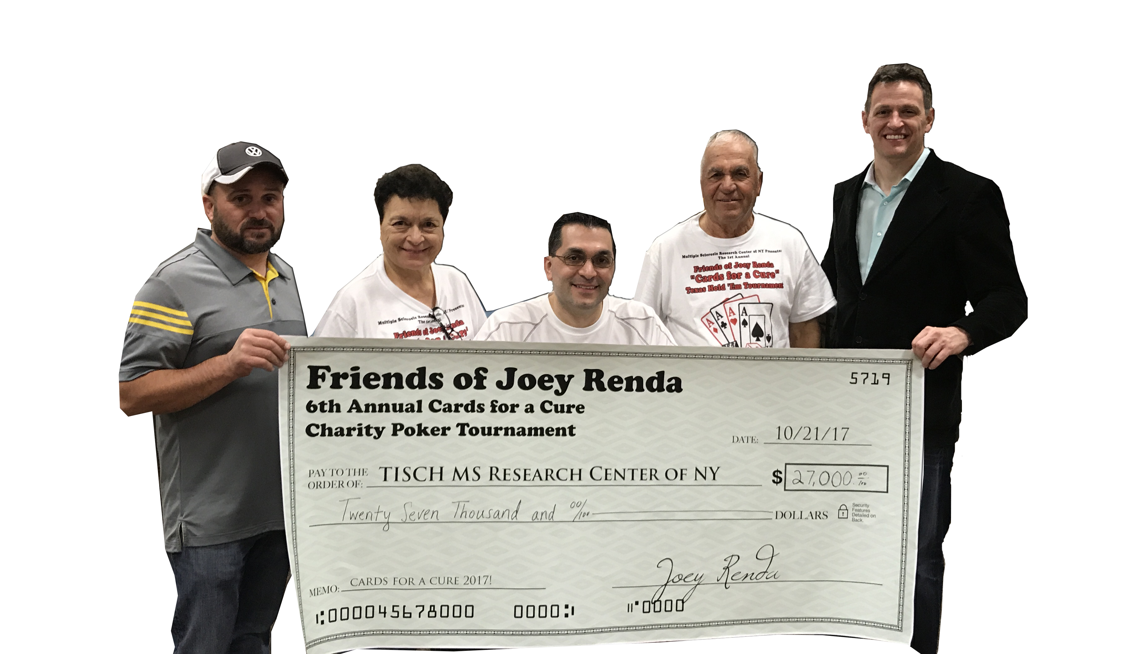 Friends of Joey Renda