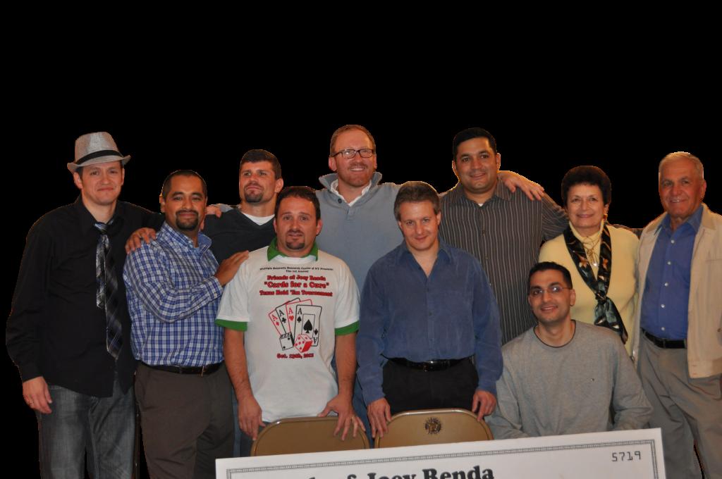 Friends of Joey Renda 2012