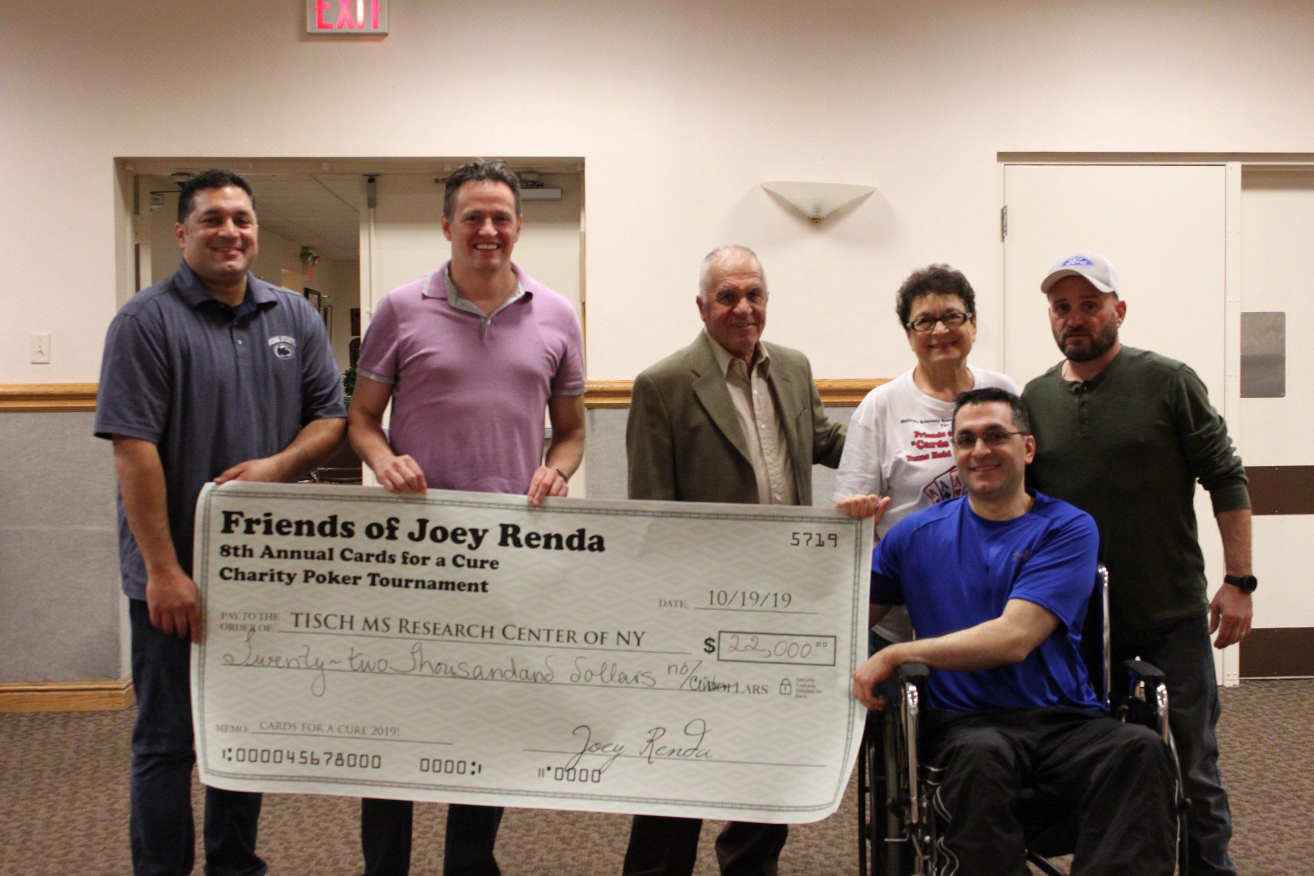 2019 Friends of Joey Renda